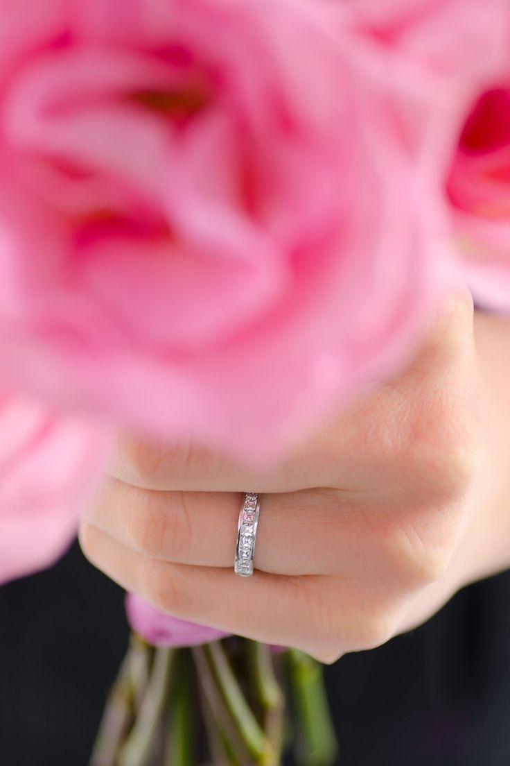 43 best Precision Set images on Pinterest | Diamond band rings ...