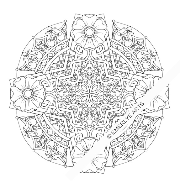 120 best mandalas images on pinterest