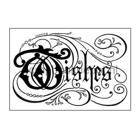 Crafty Individuals Rubber Stamps CI-408