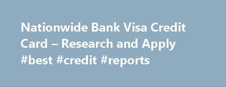 Nationwide Bank Visa Credit Card – Research and Apply #best #credit #reports http://credit.remmont.com/nationwide-bank-visa-credit-card-research-and-apply-best-credit-reports/  #nationwide credit card # Nationwide Bank® Visa® Credit Card Apply Now Quick Summary: This is a Visa cash back rewards Read More...The post Nationwide Bank Visa Credit Card – Research and Apply #best #credit #reports appeared first on Credit.