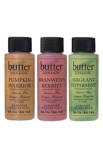 butter LONDON Seasonal Remover Trio available at #Nordstrom