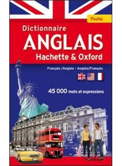 Dictionnaire de poche Hachette Oxford français-anglais et anglais-français
