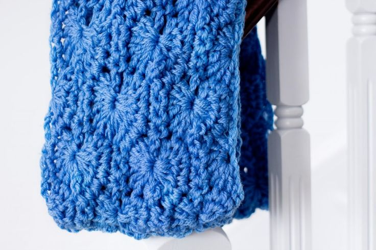 Scarf Stitches from Hopeful Honey on the LoveCrochet Blog