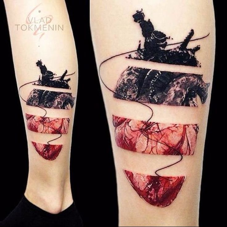 about Anatomical Heart Tattoos on Pinterest | Heart tattoos, Tattoos ... Anatomical Heart Outline Tattoo