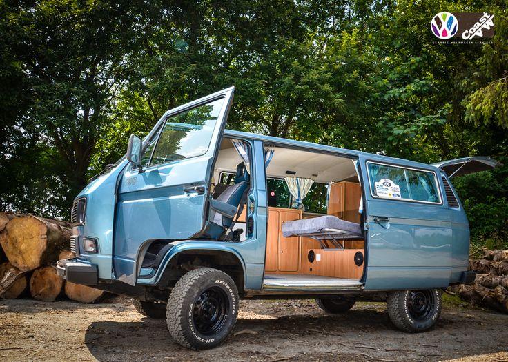 Volkswagen Syncro Restoration / Engine Conversion / Mechanical Overhaul