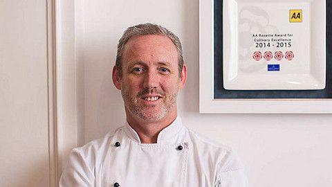 Chef Mark Jordan to leave The Atlantic Hotel