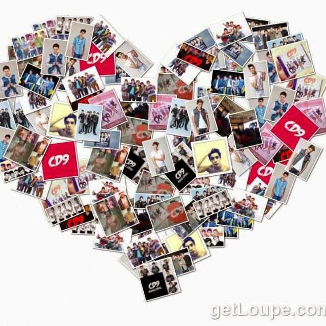 Cd9 collage de amor