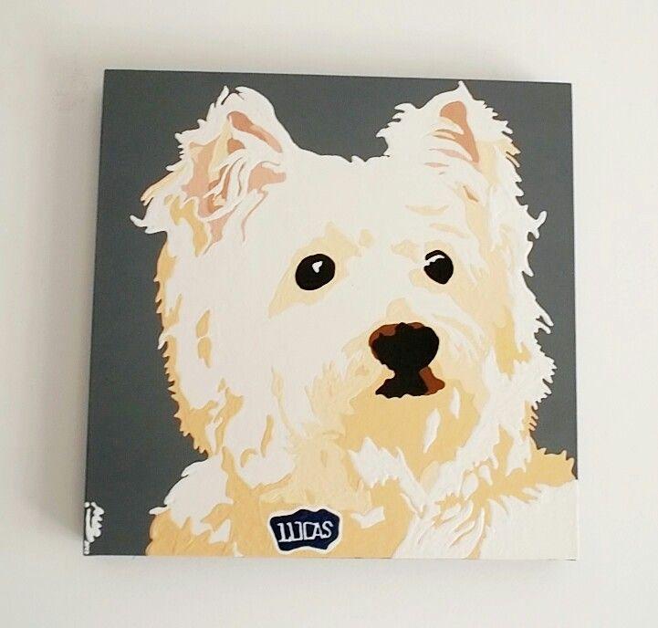Dog Paints !! your own pet