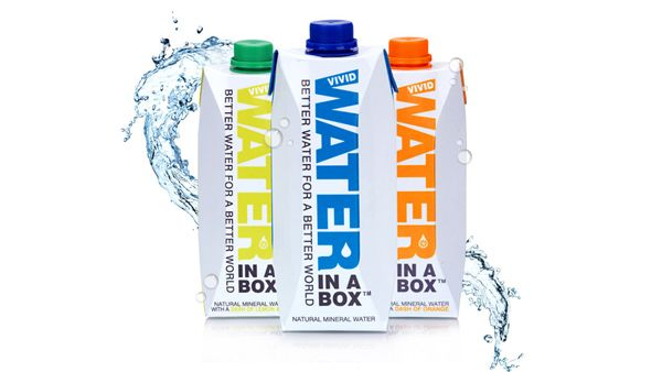 Water in a Box