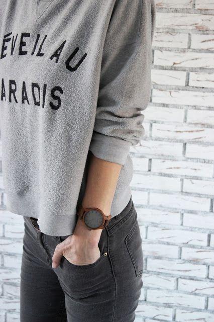 Huisjeaandehaven, woodwatch, giftforher, holiday2016, Jord's watch, Jord's wooden watch, women's watch