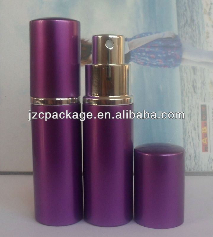 wholesale Aluminum perfume spray bottle manufacture alibaba insurance order acceptable