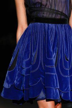 Blue Details