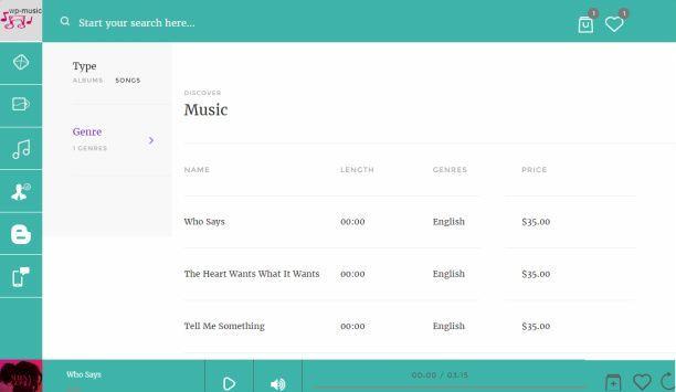 WP-Music Premium WordPress Music Theme : Solostream http://www.wordpressthemereviewdesk.com/wp-music-solostream/ #WordPress
