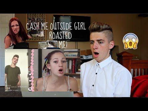 DANIELLE BREGOLI ROASTED ME!   Bruhitszach - YouTube