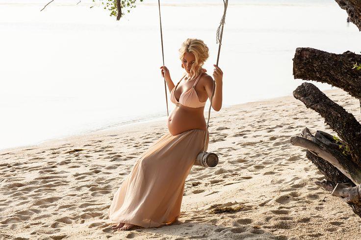 Фотосессия беременности в Тайланде