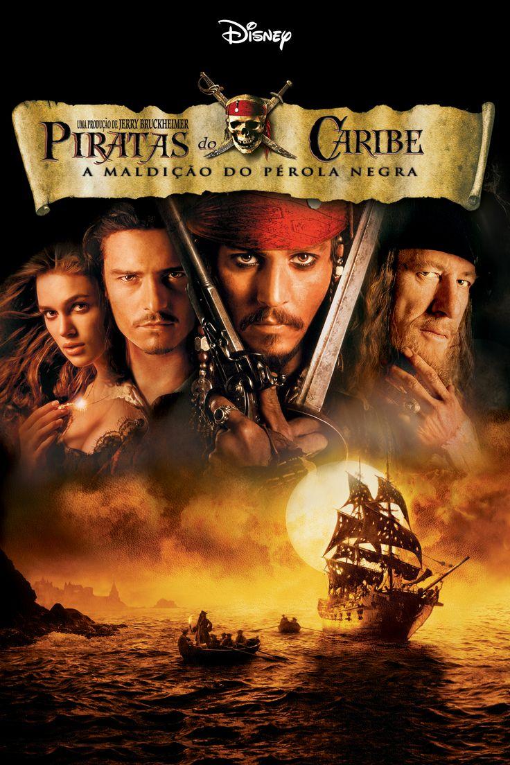 Piratas Das Caraibas A Maldicao Do Perola Negra Com Imagens