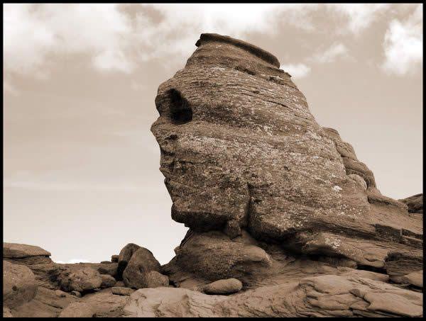 Romania, The Sphinx