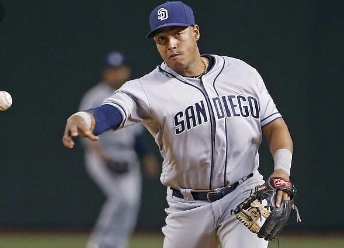 Blue Jays acquire Yangervis Solarte from the Padres other players tbd  #cardinals #cubs #reds #brewers #pirates #news #mlb #traderumors #marlins #braves #nationlas #mets #phillies #rockies #padres #dodgers #giants #diamondbacks #NL #NLcentral #NLwest #NLeast