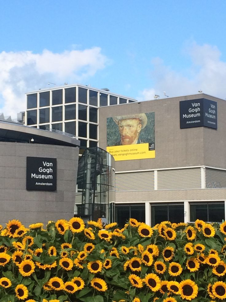 Visit To Van Gogh Museum Amsterdam I Have Just Returned From 3 Days In Amsterdam Where I Enjoyed A Visit To The V Van Gogh Museum Van Gogh Amsterdam Travel