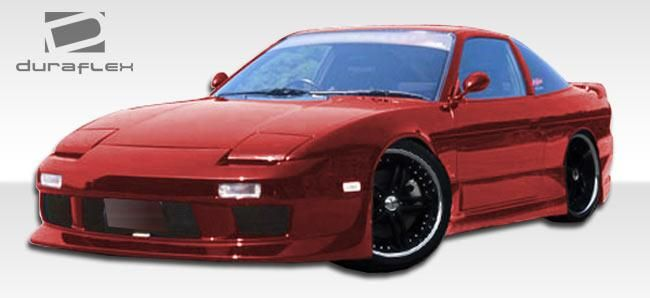 1989-1994 Nissan 240SX HB Duraflex GP-2 Body Kit - 4 Piece