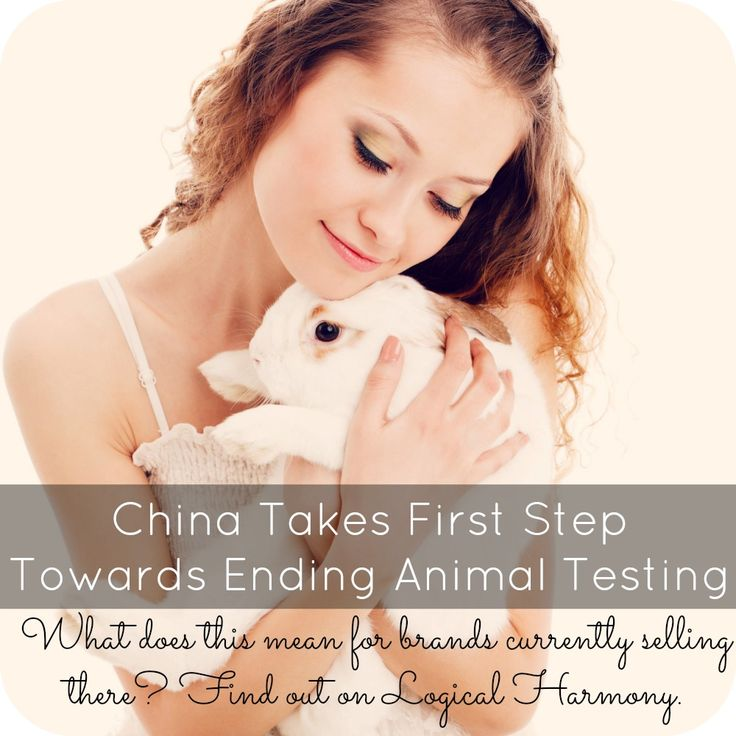 China Takes First Step Towards Ending Animal Testing