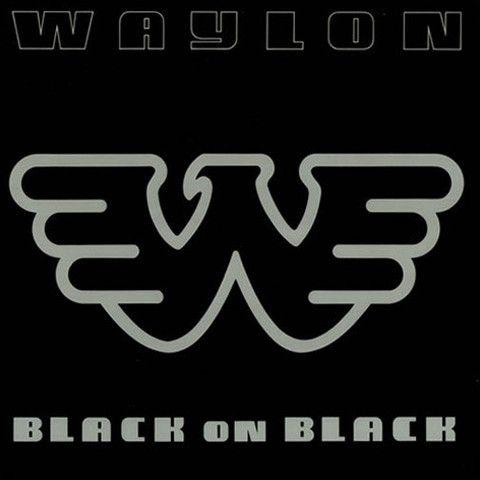 Waylon Jennings Black On Black – Knick Knack Records