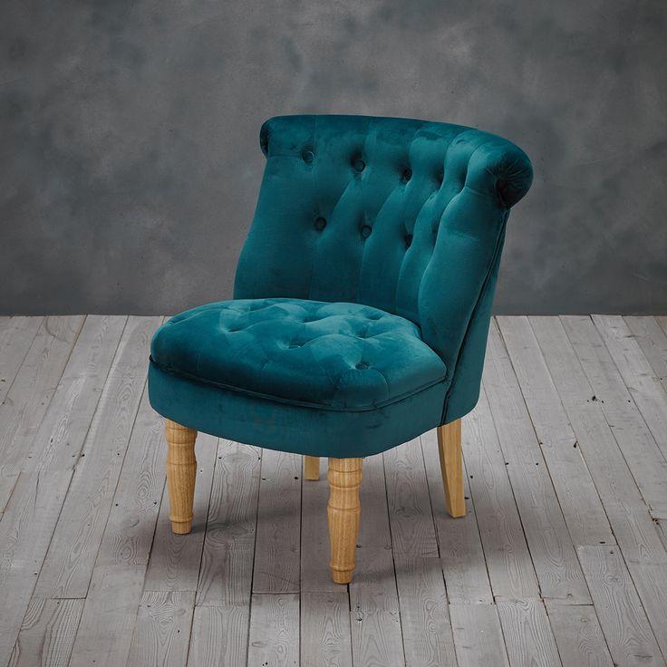 Lottie chair teal 16500