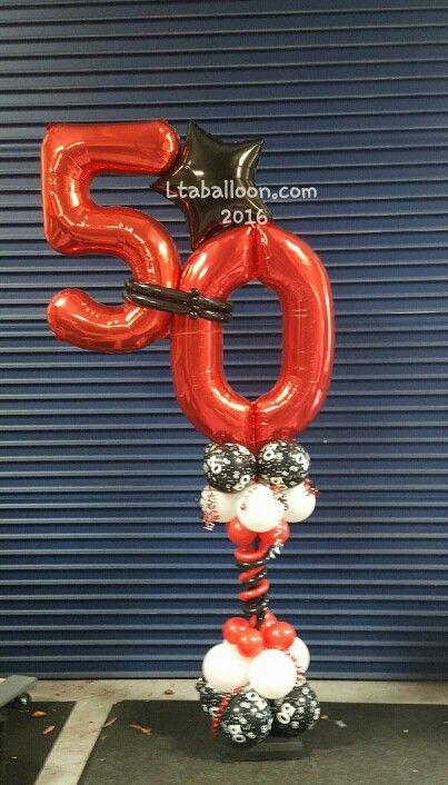"""Megaloon Balloon Column """"50"""""""