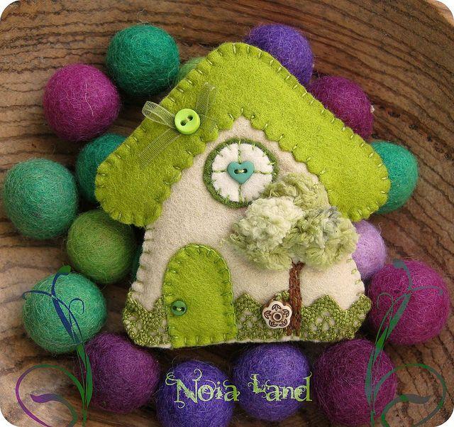 Tejas verdes, via Flickr.
