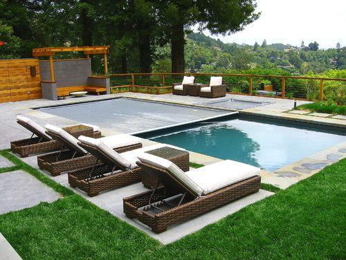 Best Pool Backyard Images On Pinterest Small Pools Backyard
