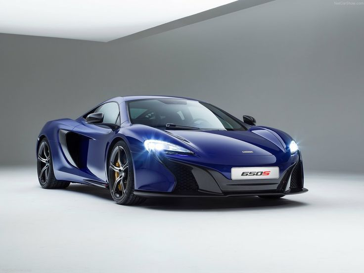 The NEW 2015 McLaren 650S! Hit the pic for a sneak peak before Geneva