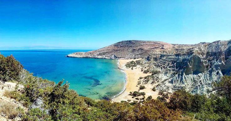 Stairway to heaven   #gameofislands #incrediblue #beach #gavdos #island #traveling #travelgram #greeksummer #visitcrete #cretanlandscape #mysticcrete #ilovecrete #crete #blue #redsandbeach