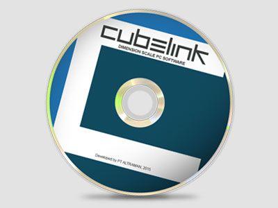 Software Timbangan CUBELINK
