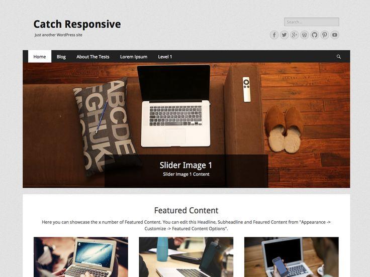 43 best Client Theme Dreams! images on Pinterest   Tema de wordpress ...
