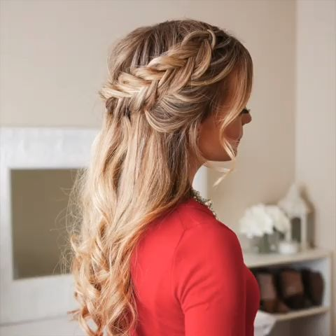 Stunning Prom Hairstyle Ideas in 2019