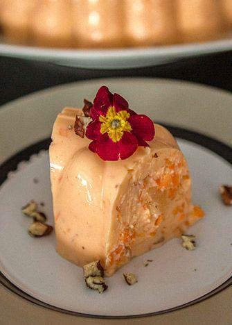 Receta de gelatina de zanahoria. Aprende a preparar gelatina de zanahoria con esta receta paso a paso, ¡muy fácil! | Recetas de postres y gelatinas.