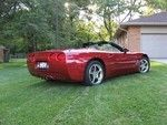 2004 Corvette Convertible For Sale