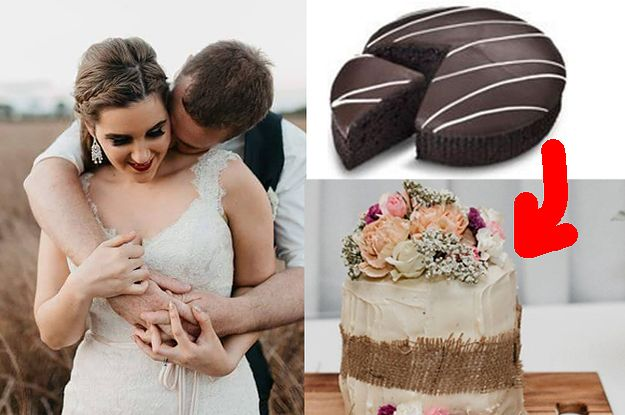 When Her Wedding Cake Didn't Show Up, This Bride's Friends Saved The Day