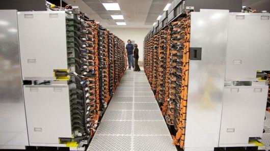 IBM Sequoia la supercomputadora más rápida del mundo