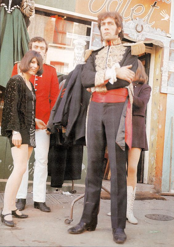 Carnaby Street, 1967.