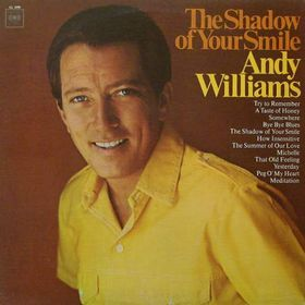Image result for Andy Williams + orange + brown + yellow