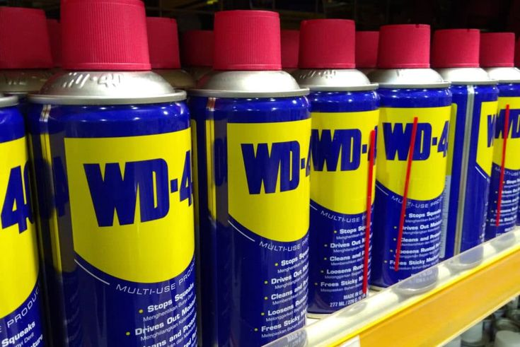 23 Money-Saving Hacks for Using WD-40 - My List of Lists