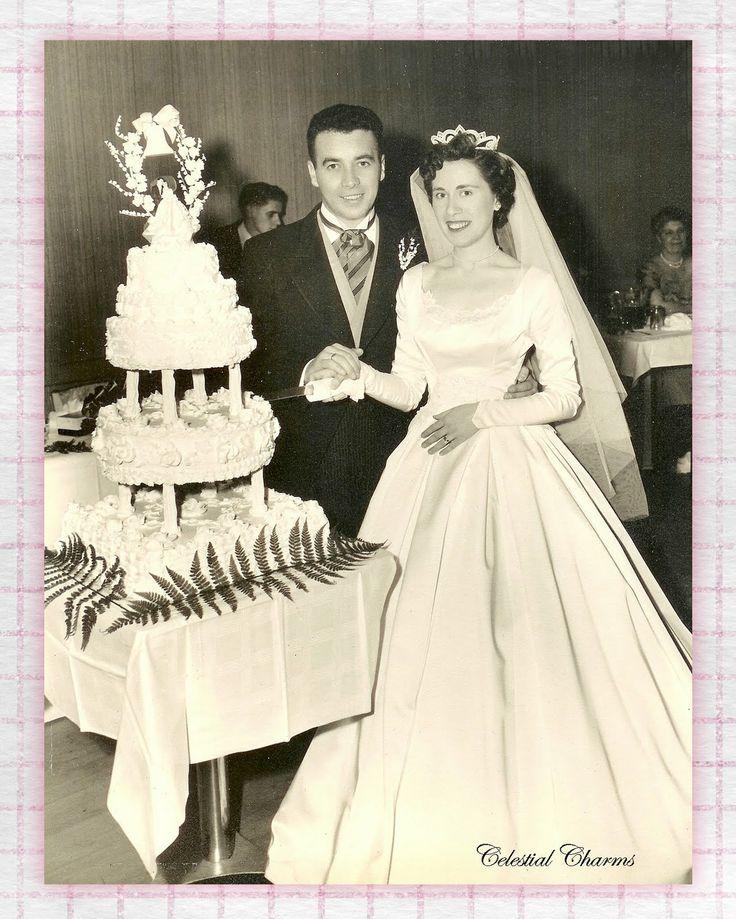 17 Bästa Bilder Om Vintage Celebrity Weddings På Pinterest