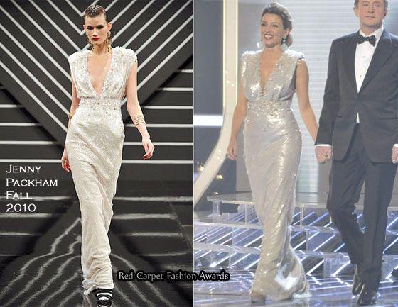 Image result for dannii white dress