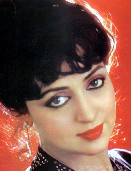 Hema Malini Old Picture