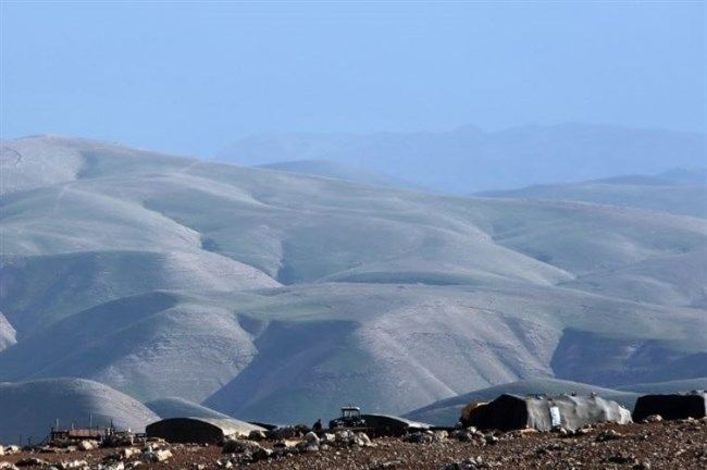 Israel orders Palestinian families in Jordan Valley to evacuate homes for military drills
