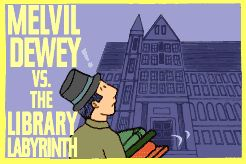 Intro for Dewey Decimal System - There are even some higher order questions included.
