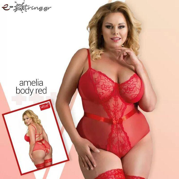 🌟 Κορμάκι Amelia Body μόνο 43€ ! Αγοράσε το online εδώ ➡ http://bit.ly/sfl1857 ! ☎ Tηλ. Παραγγελίες: 215-5517077 & 6980-767643 ! 📩 Ή στείλε inbox μήνυμα #softline #amelia #body #red #plus #size #teddy #lingerie #black #babydoll #string #thong #estring #sexy #lingerie #chemise #thong #set #string #estring #obsessive #dkaren