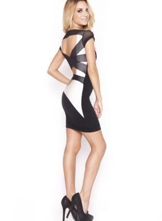 Shop: www.worldofglamoursa.com #statement #blackandwhite #sexy #fashion