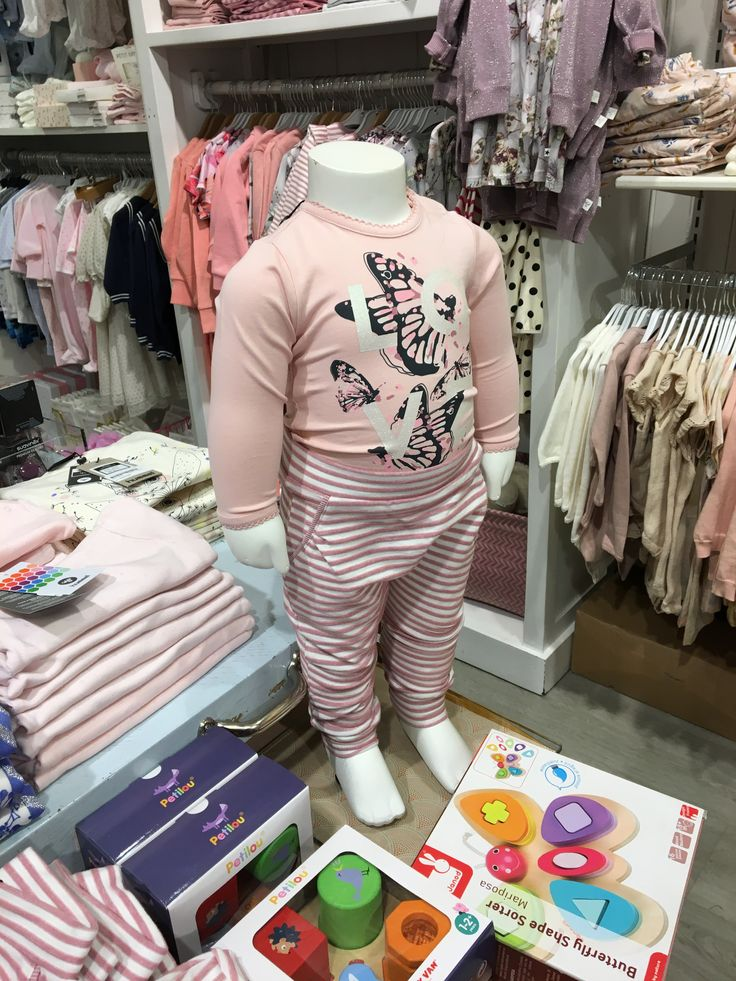 Detta settet til Dagny, til barnehagestart- super søte kle!!